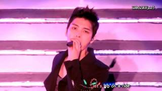 JYJ - Be The One LIVE [with lyrics]