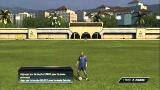 Fifa 10 - Zinedine ZIDANE inedit   2