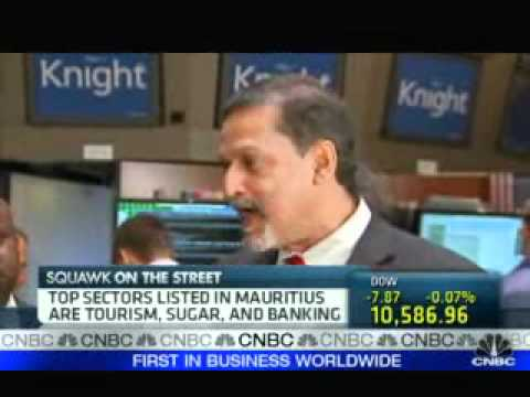 Africa Investor Index Series Summit Investment-CNBC Africa Day Global Interview