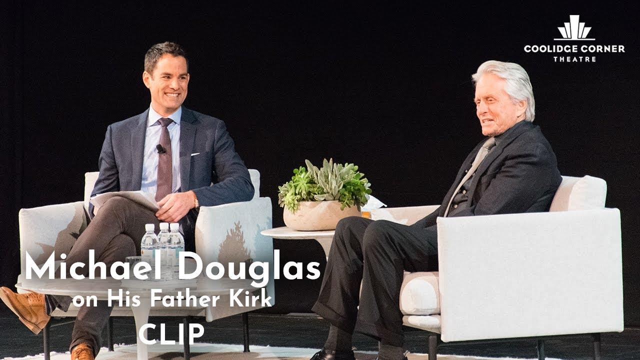 Download Michael Douglas on His Father Kirk | Clip [HD] | Coolidge Corner Theatre