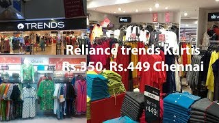 wholesale price .Rs350, Rs449 offers in trends chennai | Reliance trends offer today chennai