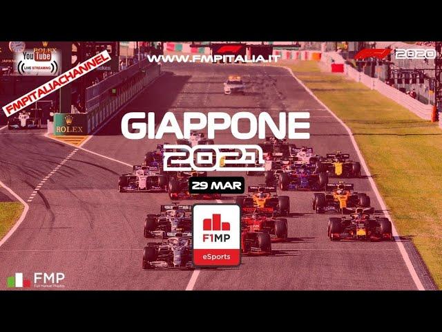 F1MP - #18 GIAPPONE | FMP ITALIA