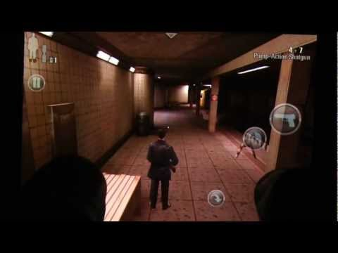 Max Payne Mobile iPhone Gameplay Review - AppSpy.com