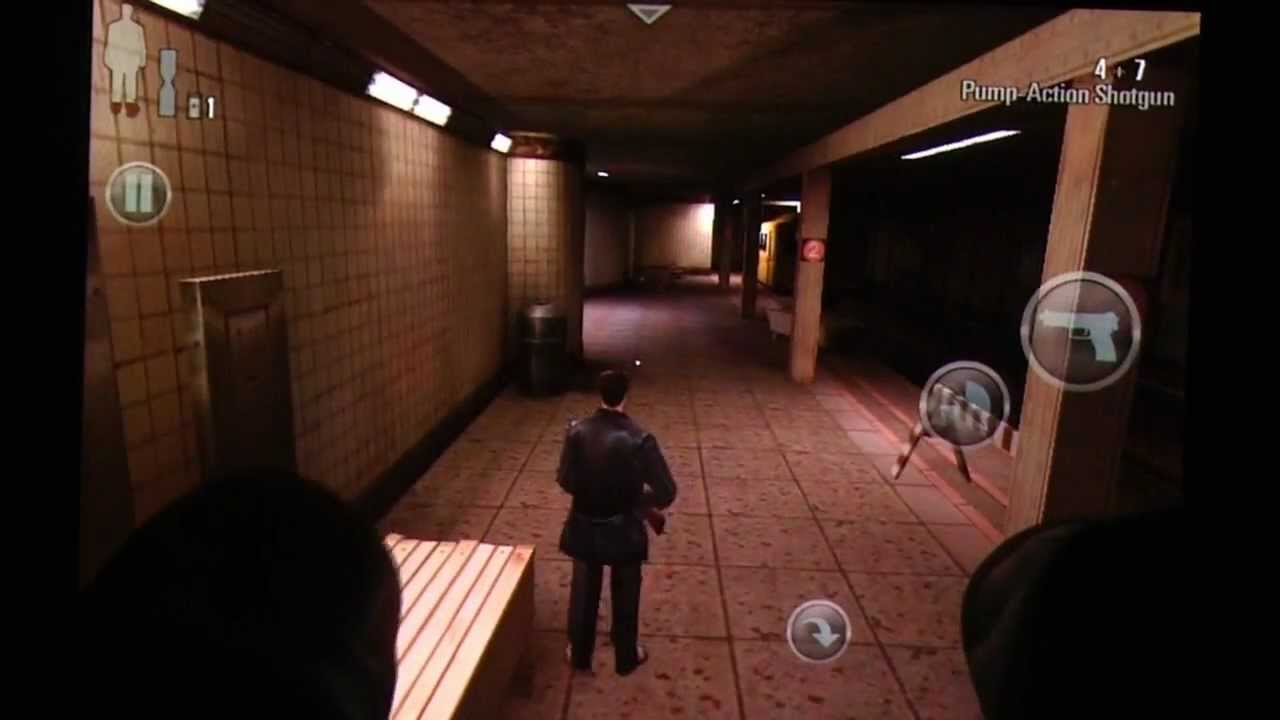 Max Payne Mobile Iphone Gameplay Review Appspy Com Youtube
