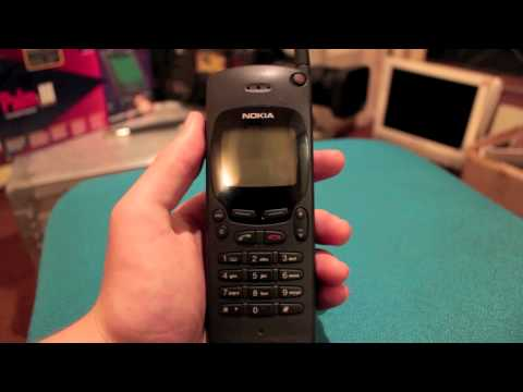Vintage Nokia Phone Review
