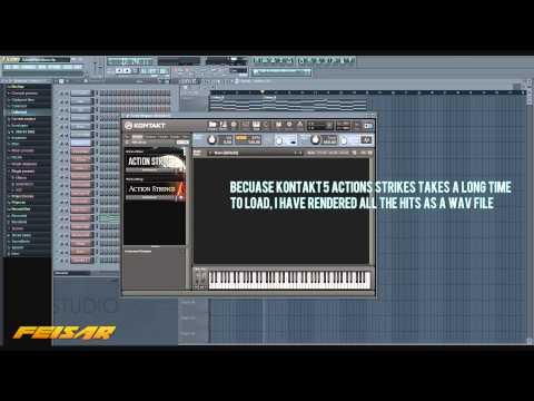 FLstudio - How To Make Orchestral Music Tutorial!