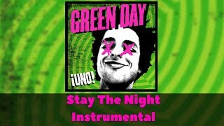 Green Day - Stay The Night Instrumental (Soundcheck version)