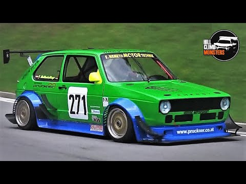 Top 10 HillClimb Monsters || St. Anton 2019