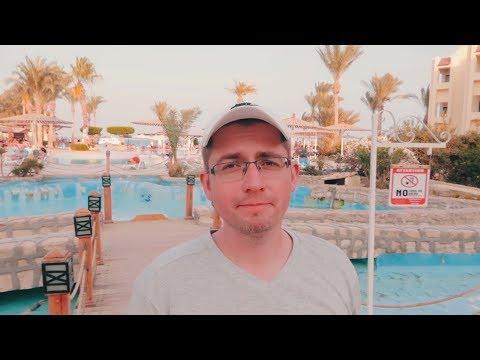Полный обзор территории и номера отеля Grand Plaza Hotel (Хургада, Египет)