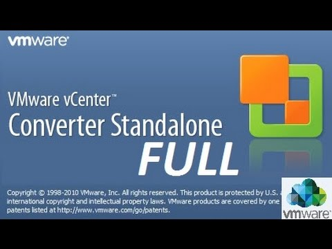 vmware vcenter converter