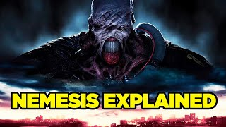 Resident Evil: Everything You Need To Know About Nemesis
