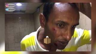 مشاري الشلاحي - سرقه وضرب وافد هندي .. واخذ حقه !!!