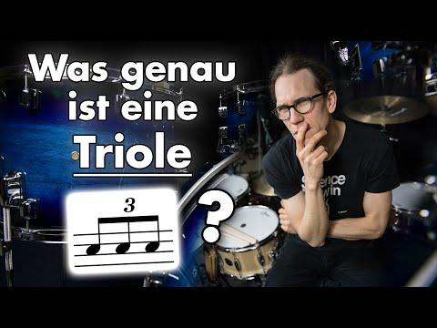 Was genau ist eigentlich eine Triole? - Andi Rohde Videoblog Folge 9