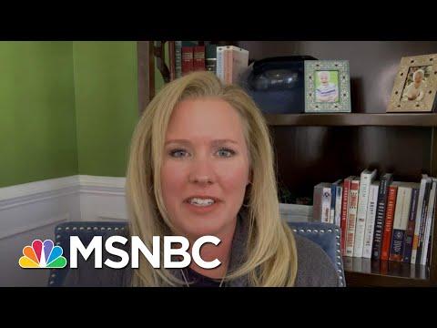 Elizabeth Neumann: Donald Trump Doesn't Have A 'Pro-Life Ethic' | Deadline | MSNBC
