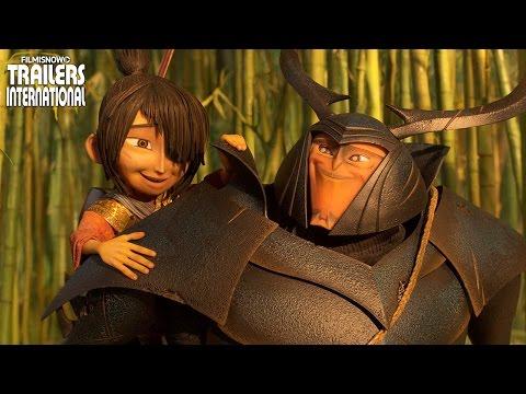 Trailer do filme Kubo e as Cordas Mágicas