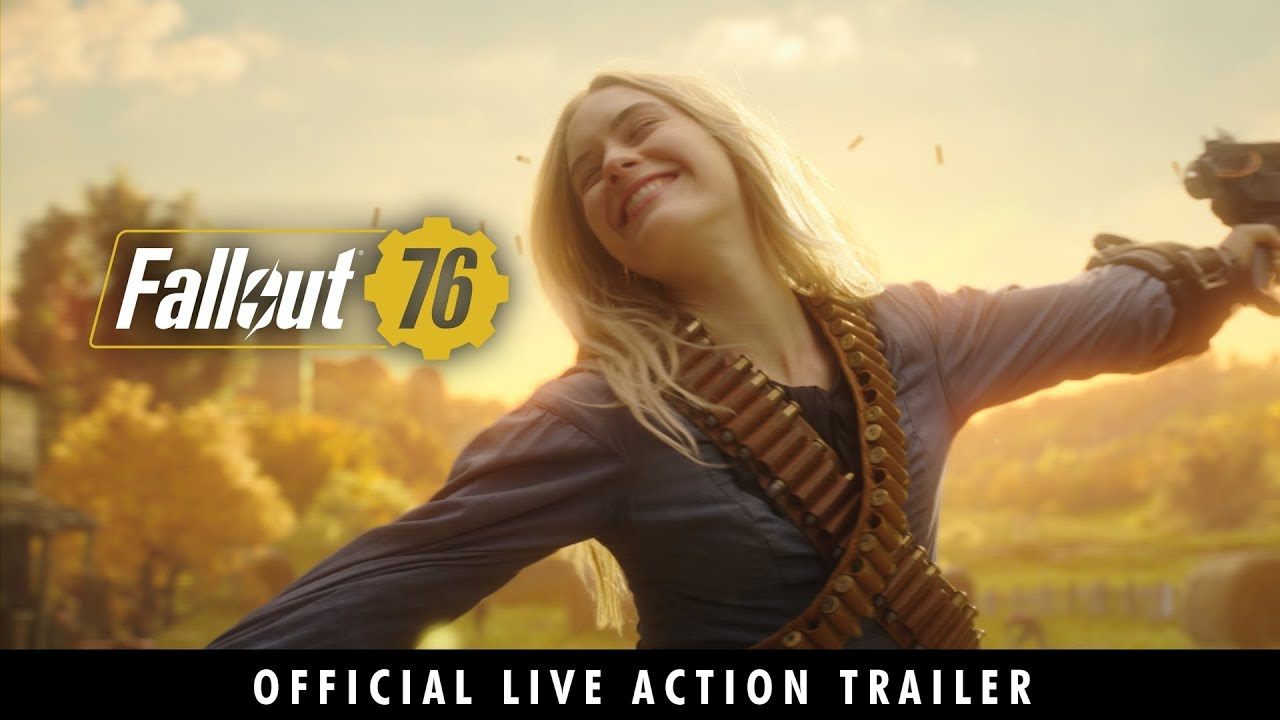 Fallout 76 – Official Live Action Trailer