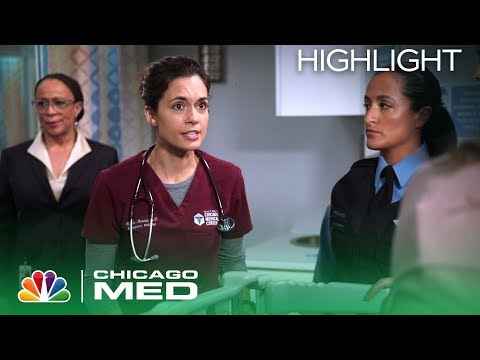 Manning's Arrest - Chicago Med (Episode Highlight)