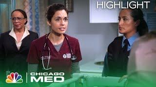 Manning39s Arrest - Chicago Med Episode Highlight