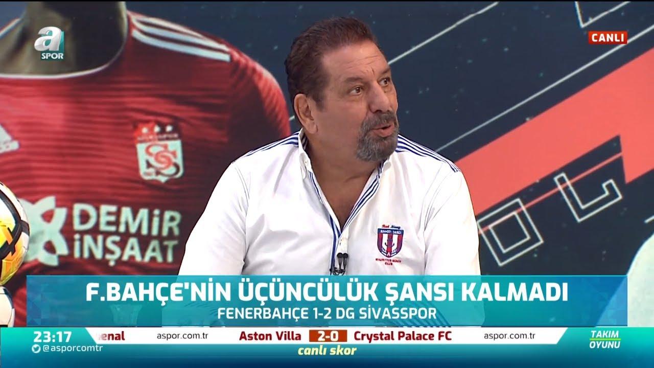Erman Toroğlu'ndan Fenerbahçe'nin Sivasspor Mağlubiyetine Flaş Yorumlar / Maç Sonu Yorumları