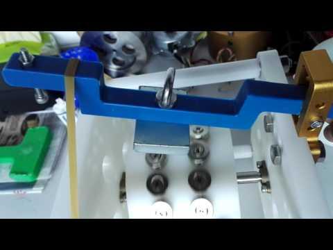 Magnetic power unit