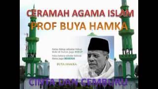 CERAMAH AGAMA ISLAM PROF BUYA HAMKA JUDUL CINTA DAN CEMBURU
