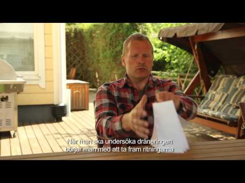 Salaojat / Dränering