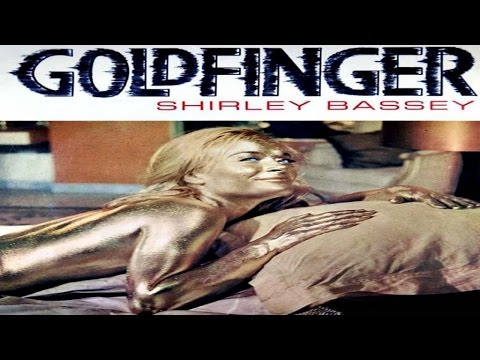 Shirley Bassey - Goldfinger #HIGH QUALITY SOUND (1964)