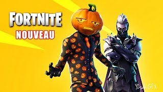 Fortnite: Shop From October 20th New Skin Pumpkin!! #Fortnite #FortniteFr #Boutique #FortniteFr#New#New