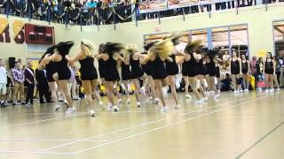 KU Dance Team - Homecoming Pep Rally