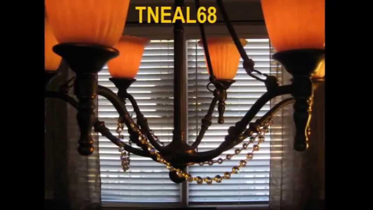 Magnetic crystals chandelier or lamp pendants youtube aloadofball Choice Image
