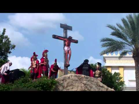 """THE HOLY LAND EXPERIENCE"" in Florida"