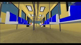 ROBLOX SMRT BEST UNREFURBISHED C651 TRAIN