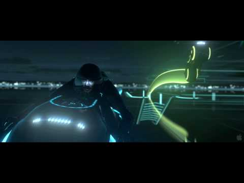 Tron Legacy Trailer 1080p + End Of Line Remake