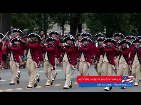 2016 National Independence Day Parade - Washington, DC