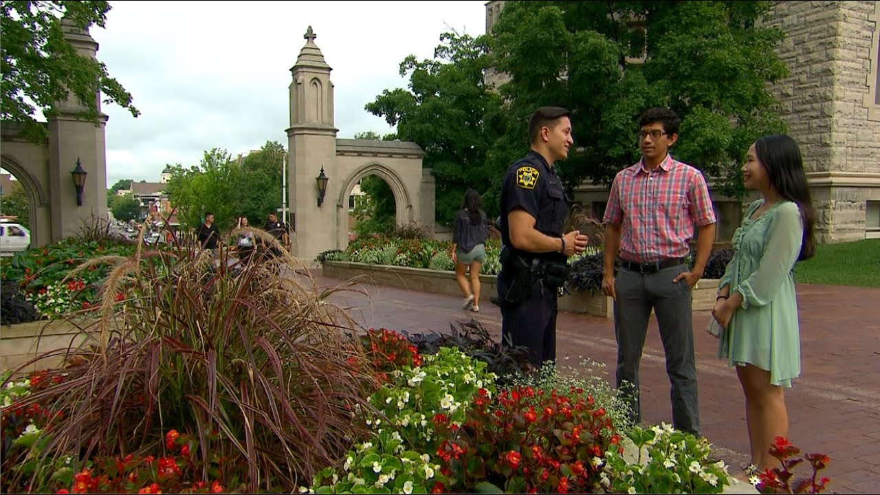 IU Campus Safety - YouTube