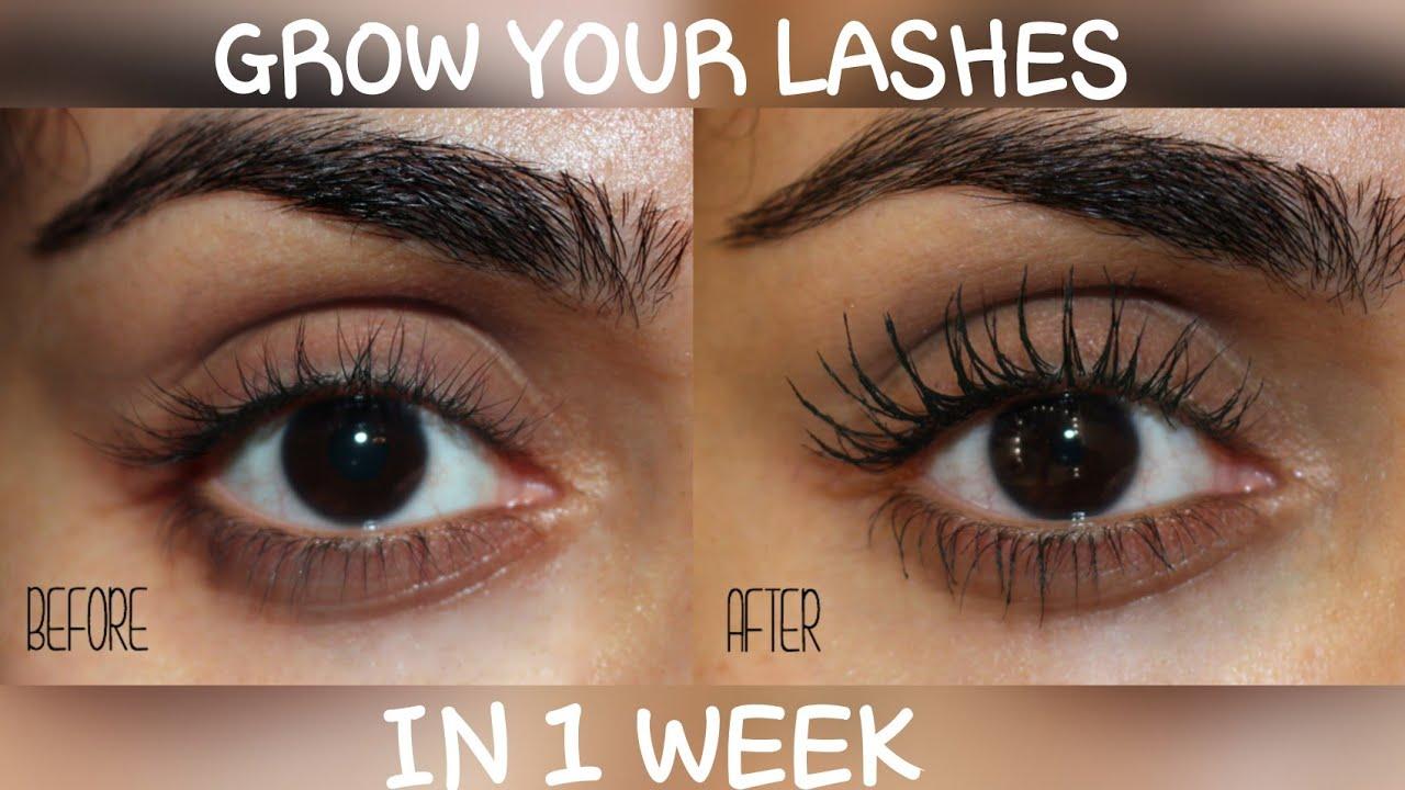 2d995504dc9 DIY lash growth SERUM   GROW lashes in 1 WEEK   DIMW - YouTube