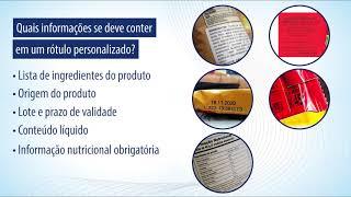 RÓTULO PERSONALIZADO: INFORMAÇÕES OBRIGATÓRIAS, MATERIAIS E APLICAÇÕES MAIS UTILIZADAS #DUVIDAS2