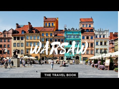 Warsaw 2017 - The Travel Book (GoPro 5 - 4K)