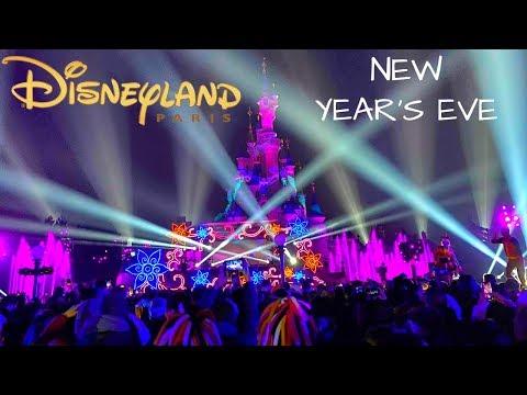 Disneyland Paris New Year's Eve Vlog 2019/2020