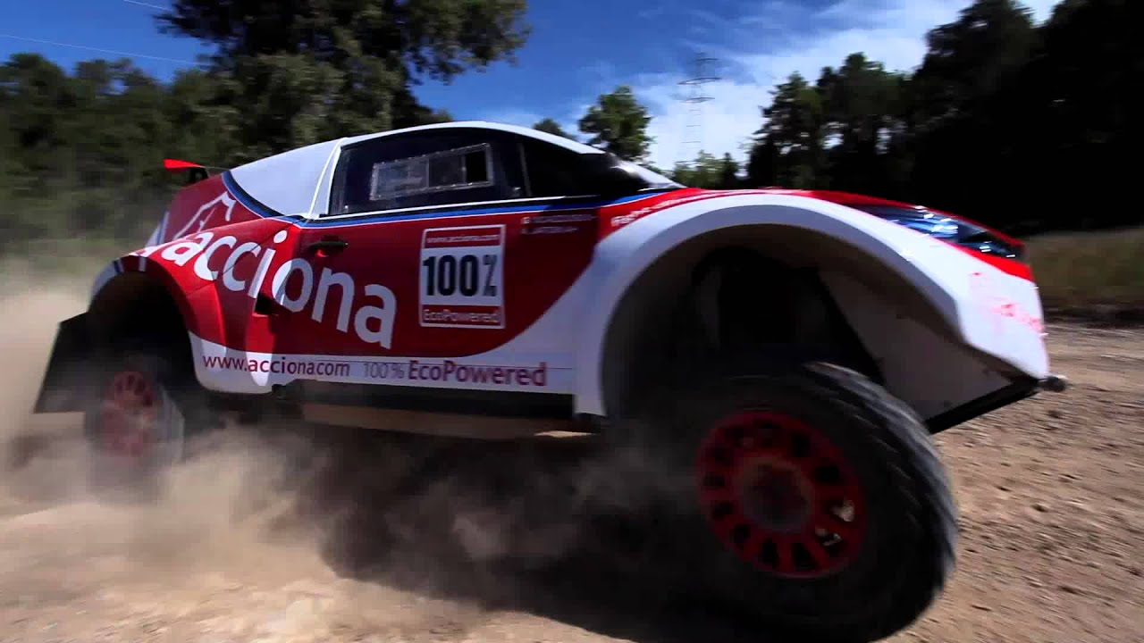 ACCIONA 100% Ecopowered, ¡al Rally de Marruecos!