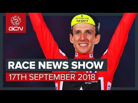 How Did Simon Yates Win La Vuelta a España? | The Cycling Race News Show