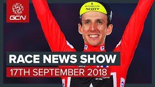 How Did Simon Yates Win La Vuelta a España?   The Cycling Race News Show