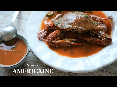 Sauce Americaine: The Mother Of All Seafood Sauces ( Made With Crabs)