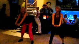malha funk flash mob.AVI
