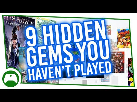 Xbox Game Pass - 9 Hidden Gems You Haven't Played!