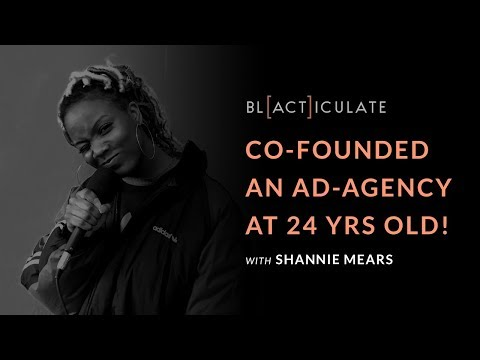EP 58: I CO-FOUNDED AN AD-AGENCY AT 24 YEARS OLD! w/ Shannie Mears
