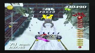 SSX TRICKY (PS2) All Characters Tricks