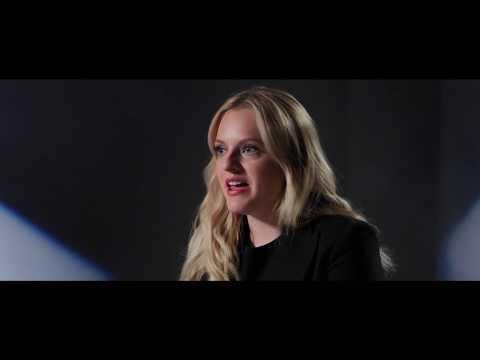 ЧЕЛОВЕК - НЕВИДИМКА | Элизабет Мосс о съемках фильма | Elisabeth Moss | В кино с 5 марта
