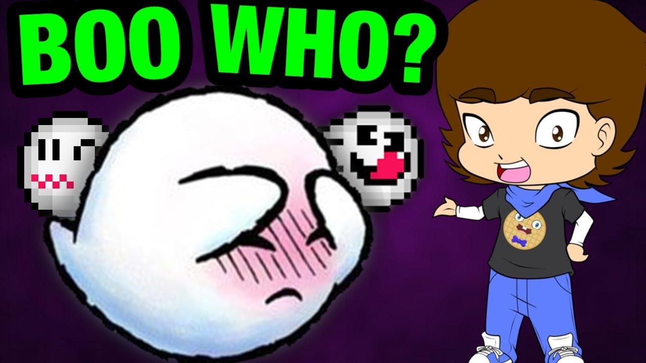 Download The Boo's TRUE SPOOKY Origin! (Super Mario Bros. Theory) - ConnerTheWaffle