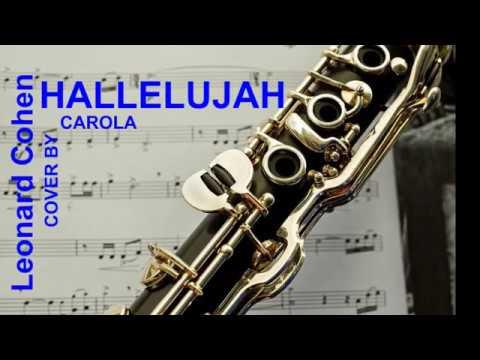 Hallelujah - Leonard Cohen (Clarinet Cover)